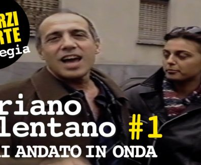 Adriano Celentano: Scherzi a parte mai andato in onda