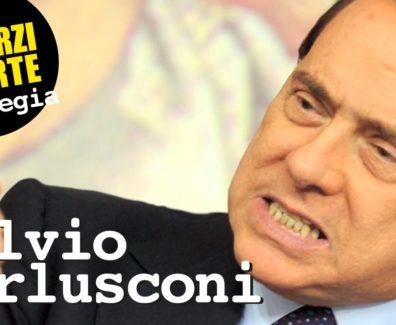 Scherzi a parte a Silvio Berlusconi