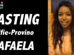 Casting on line FilmMaker Channel: selfie-provino Rafaela