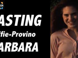 Casting on line FilmMakerChannel: selfie-provino Barbara