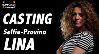 Casting Online FilmMakerChannel: selfie-provino Lina