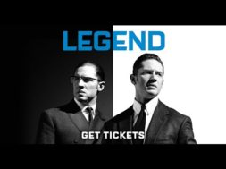 Legend, film con Tom Hardy