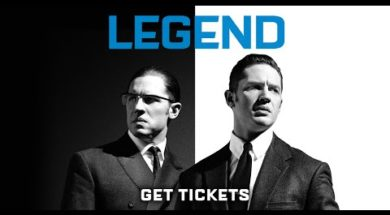 Legend, film con Tom Hardy